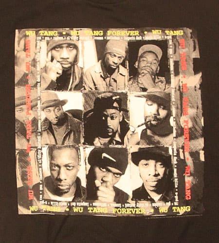 [古着/USED] 90's  デッドストック ウータンクラン Tシャツ