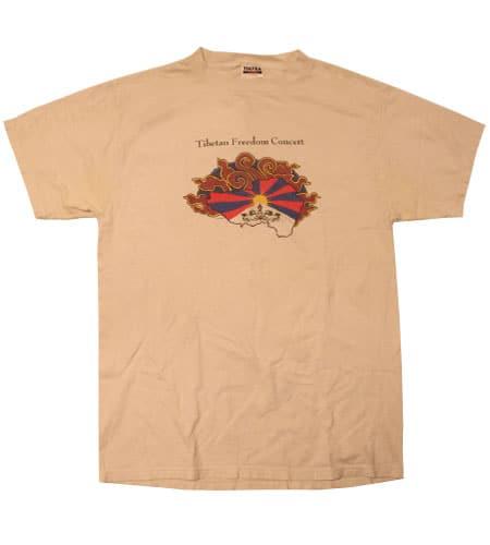 チベタンフリーダム Tシャツ
