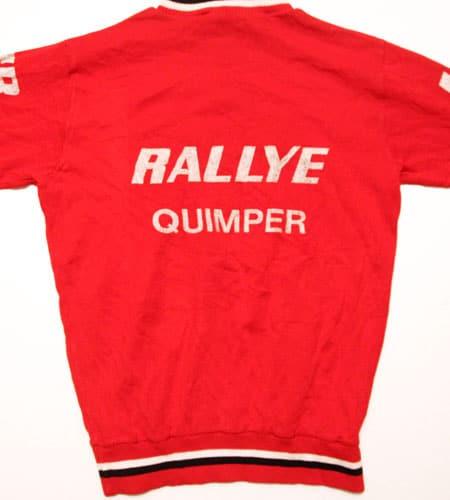 [古着/USED] 70's フランス製 RALLYE サイクリングジャージ