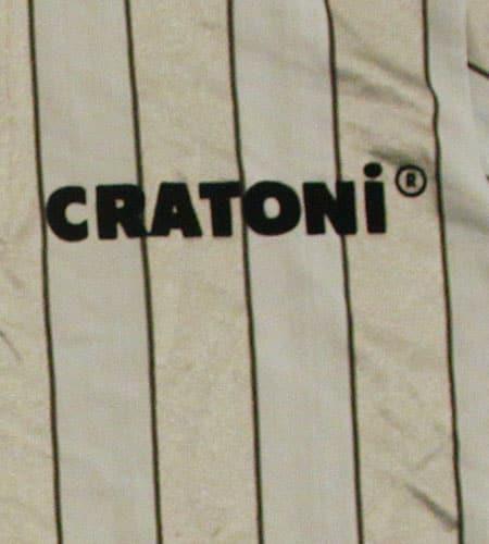 [古着/USED] 80's  デッドストック CRATONI サイクリングジャージ
