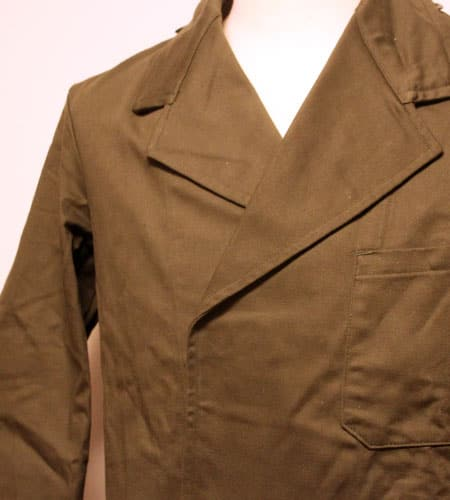 [古着/USED] 80's  デッドストック オランダ軍 ワークコート