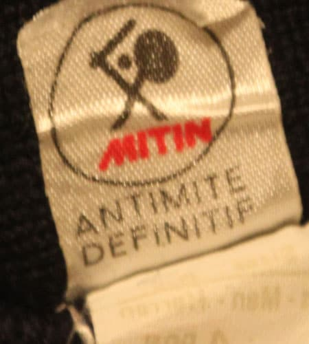 [古着/USED] 80's フランス製 セントジェームス マリーンセーター