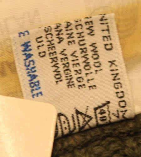 [古着/USED]  イングランド製 デッドストック オランダ軍 ケンプトン コマンドセーター
