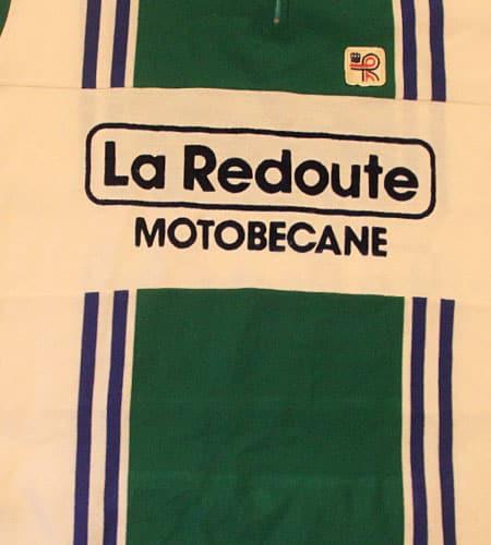 [古着/USED] 70's イタリア製 デッドストック サンティーニ モトベカン サイクリングジャージ