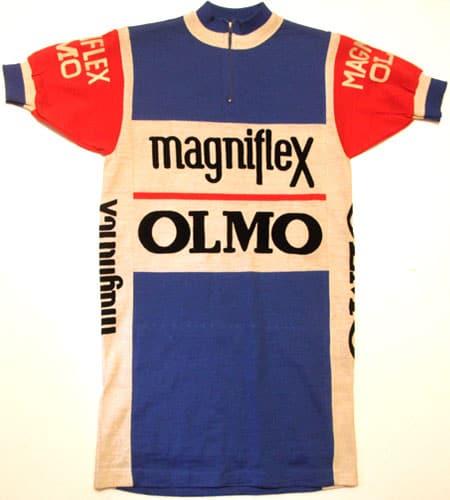 [古着/USED] 70's イタリア製 デッドストック マニフレックス OLMO サイクリングジャージ