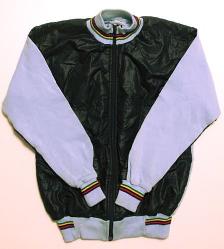 [古着/USED] 70's フランス製 フルジップ サイクリングジャージ