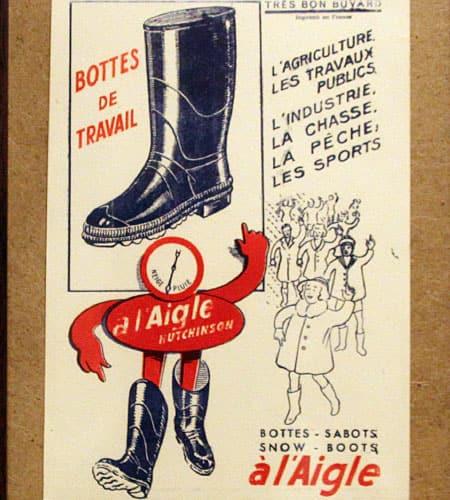 [古着/USED] 50's フランス製 デッドストック エーグル ビュバー