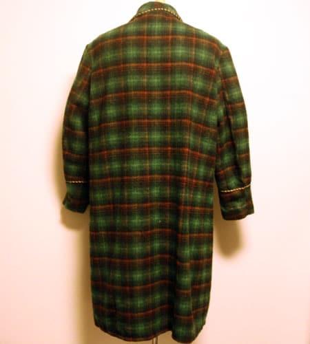 [古着/USED] 60's イングランド製 スモーキングジャケット