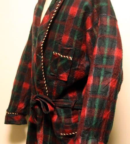 [古着/USED] 70's フランス製 スモーキングジャケット