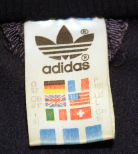 [古着/USED] 80's オーストリア製 アディダスジャージ