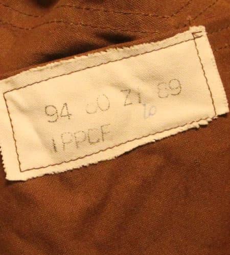 [古着/USED] 40's フランス製 デッドストック レイルウェイジャケット