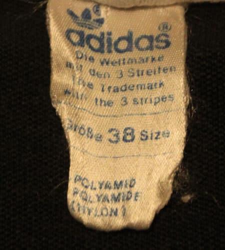 [古着/USED] 70's 西ドイツ製 アディダス パーカージャージ