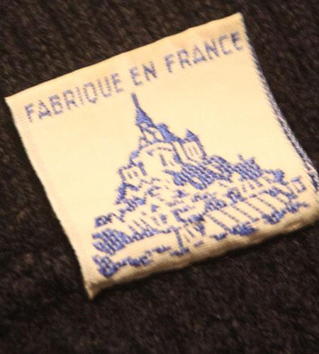 [古着/USED] 70's フランス製 セントジェームス プルオーバーセーター