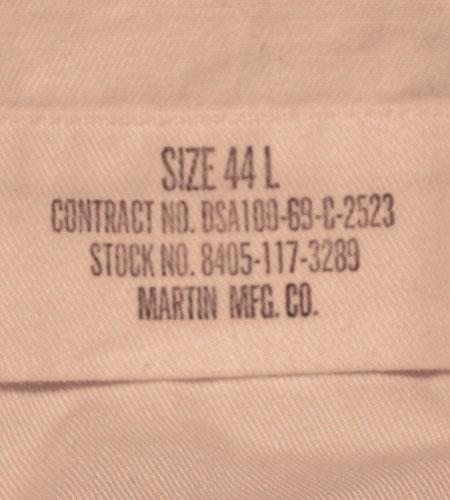 [古着/USED] 80's  デッドストック アメリカ軍 セーラージャケット