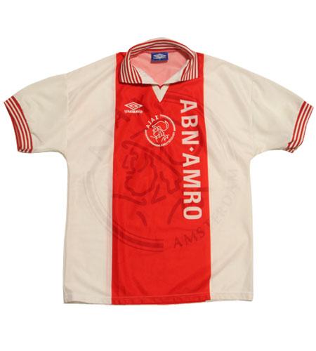 [古着/USED] 90's イングランド製 UMBRO アヤックス サッカーシャツ