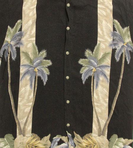 [古着/USED] 80's インドネシア製 ピエールカルダン アロハシャツ