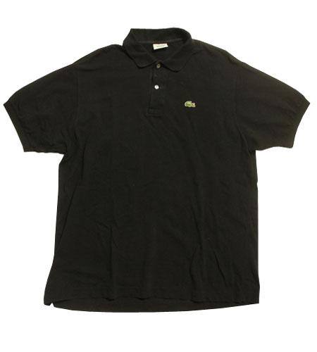 [古着/USED] 80's フランス製 ラコステ ポロシャツ