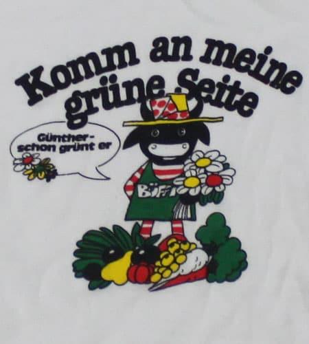 [古着/USED]  西ドイツ製 ユーロTシャツ
