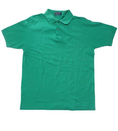 [古着/USED] 70's イングランド製 フレッドペリー ポロシャツ