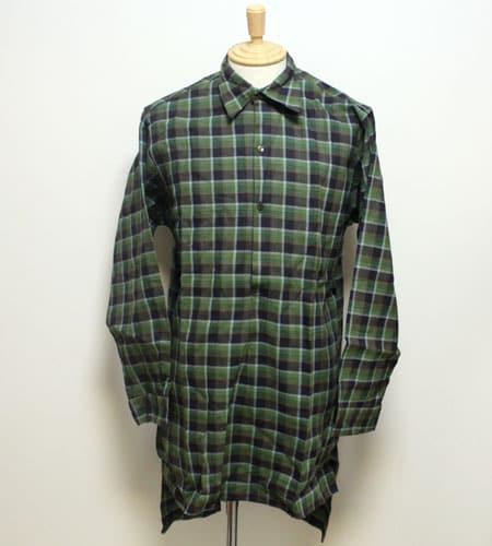 [古着/USED] 50's フランス製 デッドストック DOLMEN グランパシャツ