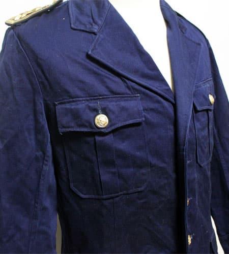 [古着/USED] 58's  デッドストック フランス海軍 オフィサージャケット
