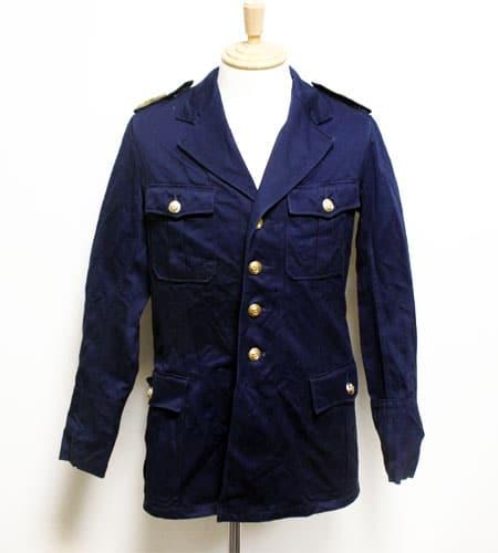 デッドストック フランス海軍 オフィサージャケット
