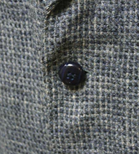 70's カナダ製 ネイビー ハリスツイード ツイードジャケット