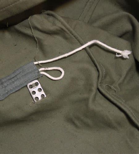 [古着/USED] 70's  デッドストック ブルガリア軍 プルオーバーシャツ