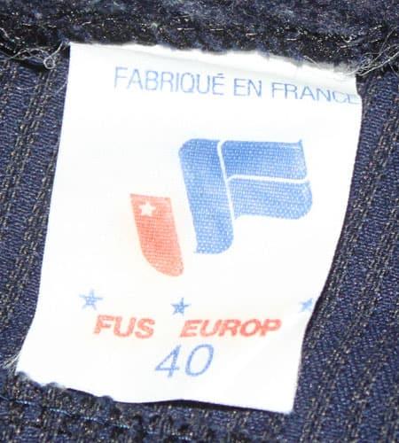 [古着/USED] 70's フランス製 ユーロニッカパンツ