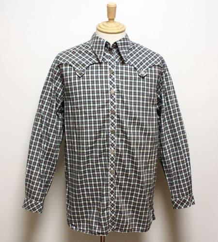 チロルウエスタンシャツ
