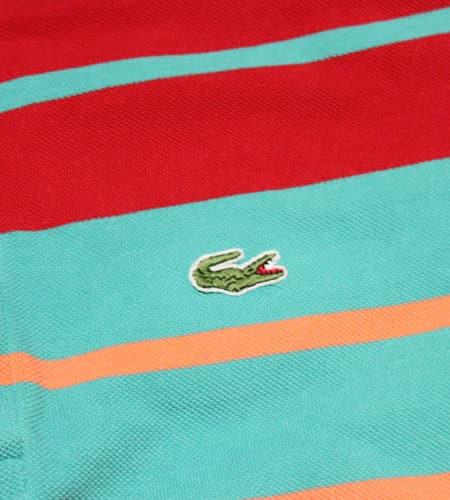 [古着/USED] 70's スペイン製 ラコステ ポロシャツ
