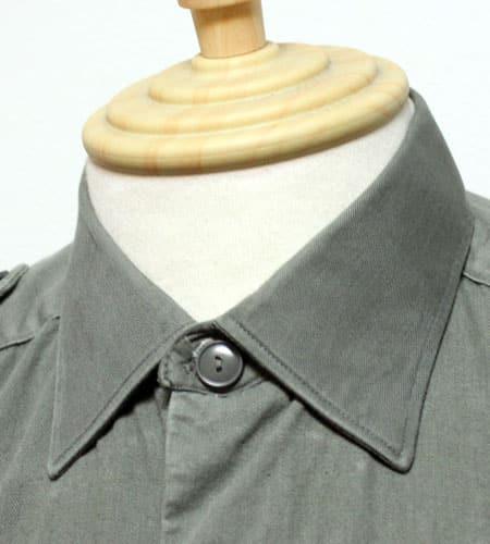 [古着/USED]   オーストリア軍 グランパシャツ