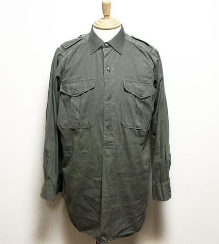 [古着/USED] 58's  オーストリア軍 グランパシャツ