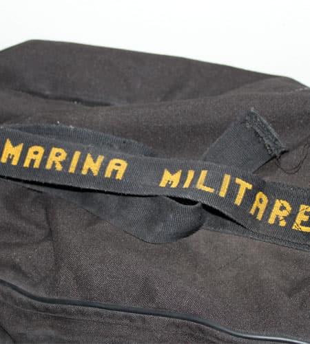 [古着/USED] 70's  イタリア軍 ダッフルバッグ
