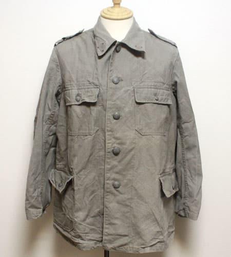 [古着/USED] 30's  スウェーデン軍 リネンワークジャケット