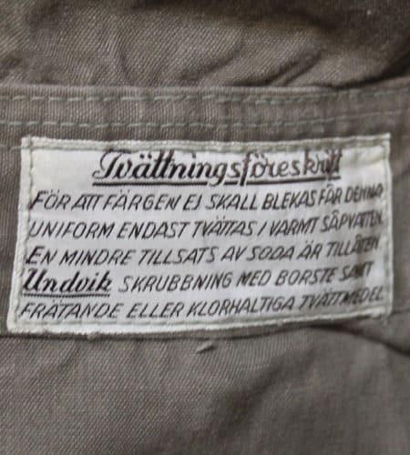 [古着/USED] 40's  スウェーデン軍 ワークジャケット