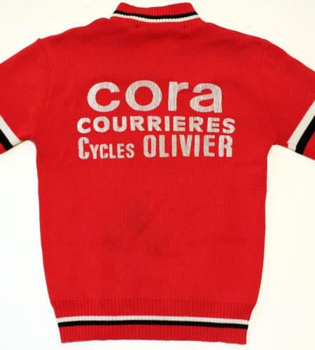 70's フランス製 サイクリングジャージ