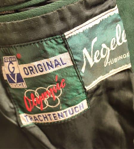 [古着/USED] 60's オーストリア製 オーストリアンスクールジャケット