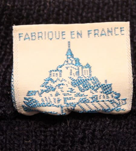 [古着/USED] 70's フランス製 セントジェームス マリーンセーター