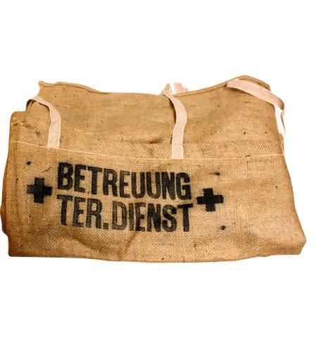 [古着/USED] 50's  デッドストック スイス軍 麻袋
