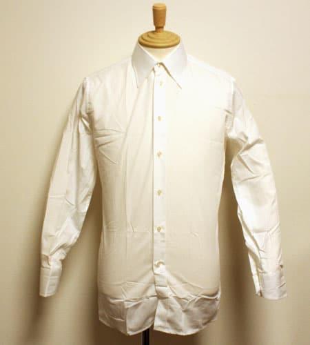 [古着/USED] 80's イタリア製 デッドストック イタリア軍 ドレスシャツ