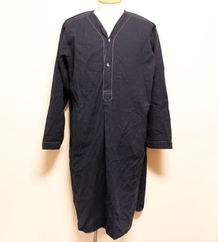 [古着/USED] 80's  デッドストック オーストリア ロングシャツ