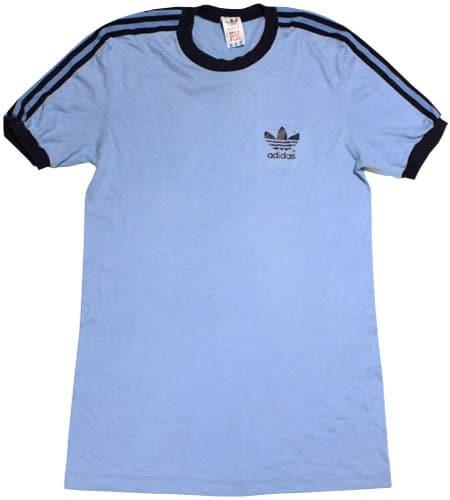 アイルランド製 アディダス リンガーTシャツ