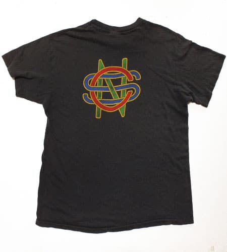 [古着/USED] 80's US製 クロスビー、スティルス&ナッシュ ビンテージTシャツ
