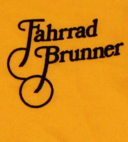 [古着/USED] 70's 西ドイツ製 FAHRRAD BRUNNER サイクリングジャージ