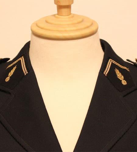 60's フランス製 フランス ファイヤーマンジャケット