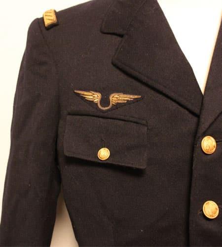 [古着/USED] 60's  フランス空軍 オフィサーコート