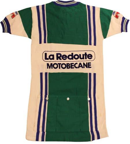 [古着/USED] 70's イタリア製 モトベカン サイクリングジャージ