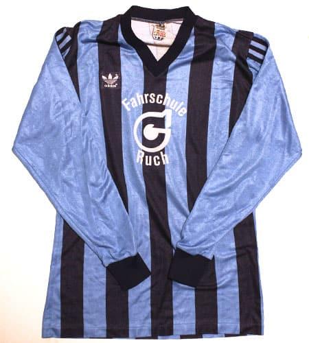西ドイツ製 アディダス サッカーシャツ