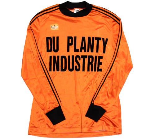 フランス製 アディダス サッカーシャツ